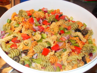 Easy Peasy Summer Pasta Salad Recipe
