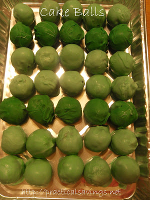 Foodie Friday: Cake Balls (LINKY)