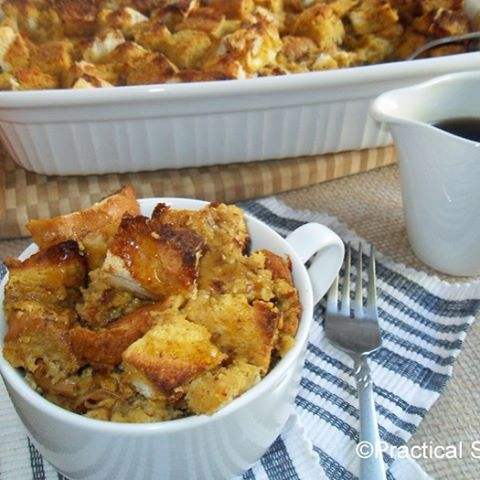 New on the blog Baked Pumpkin French Toast linkinprofile pumpkinhellip