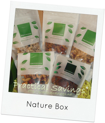 {Review} NatureBox Monthly Subscription