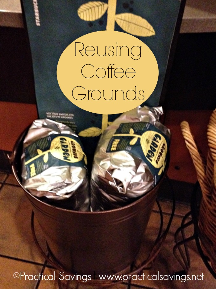 7 Tips for Reusing Coffee Grounds