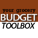 The Grocery Budget Toolbox eBook by Anne Simpson