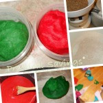{Homemade Christmas} How to Make Homemade Play-Doh