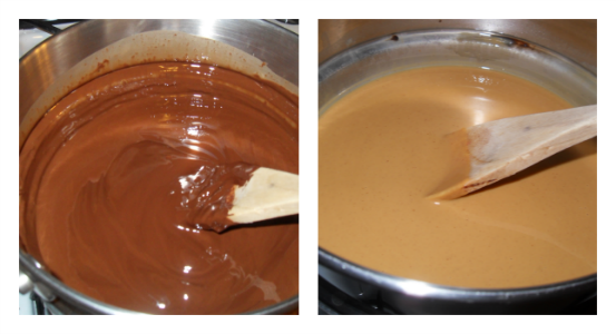 {Recipe} Homemade Magic Shell: Peanut Butter & Chocolate