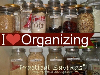 Organizing: Kitchen Cupboards Part 1