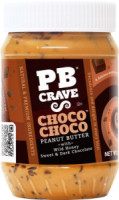 Double Chocolate Peanut Butter Cookies with PB Crave