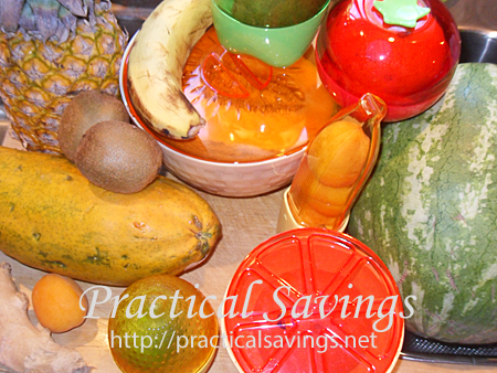 {Recipe} Tropical Soup – #ProFreshKeepers
