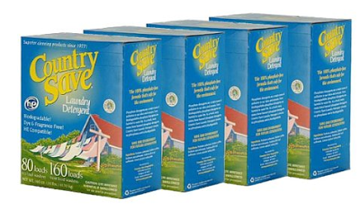 {Amazon Deal} Country Save HE Laundry Deterget