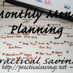 February Monthly Menu Planning