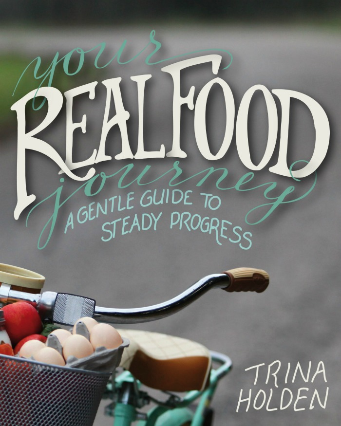 Your Real Food Journey {A Book Review}
