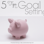 5 Tips for Goal Setting.