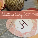 Valentine's Day Banner Craft