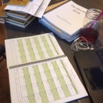 Homeschool planning at its finest this evening homeschooling psplanner tryingtobeorganizedhellip