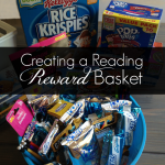 Create a Reading Reward Basket