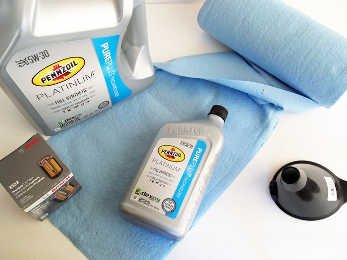 DiY-Oil-Change-with-Pennzoil