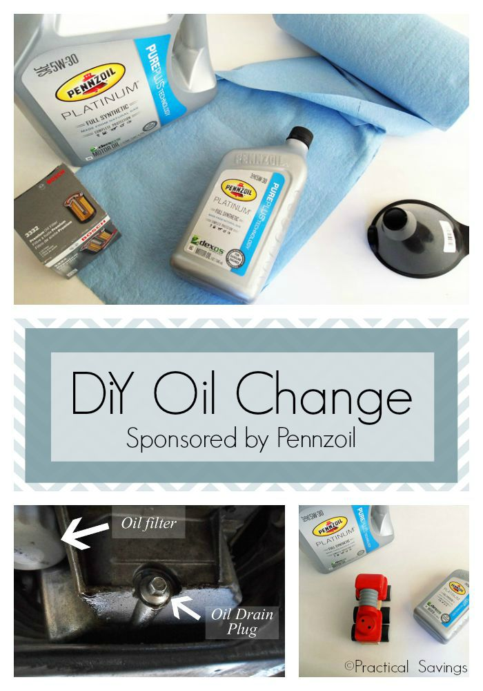 DiY Oil Change – A Guide on Changing Your Oil