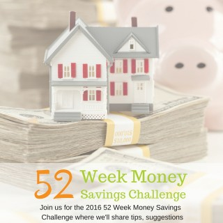 Saving Money by Paying in Advance - The Money Savings Challenge - Week 16