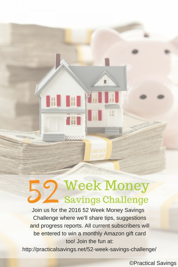 52 Week Money Savings Challenge