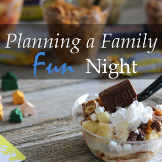 Planning a Family Fun Night