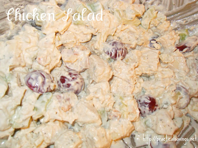 {Recipe} Chicken Salad