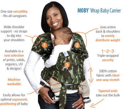 Moby Wrap Review