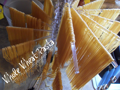 {Recipe} Homemade Whole Wheat Pasta