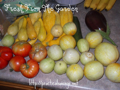 {Linky} Wordless Wednesday: From the Garden