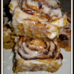 Pumpkin Week Day 3 – Pumpkin Cinnamon Rolls