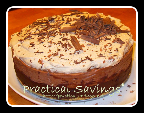 {Holiday Recipes} Cappuccino Torte