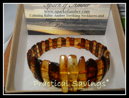 {Review & Giveaway} Spark of Amber Baltic Amber Jewelry ends 4/30