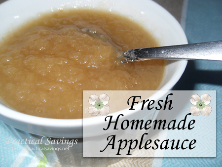 Canning Applesauce11