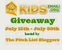 {Giveaway} 1 Yr. KidsEmail Subscription + $75 Amazon Gift Card ends 7/30/13