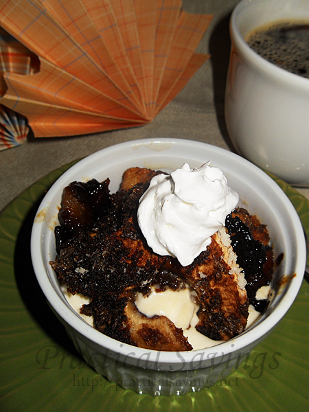 Brown Betty Recipe from The Homemaker's Mentor