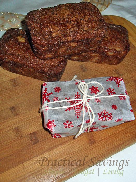 Pear Bread – Gluten Free Dairy Free