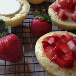 Quick Summer Dessert – Strawberry Lemon Cake Bowls