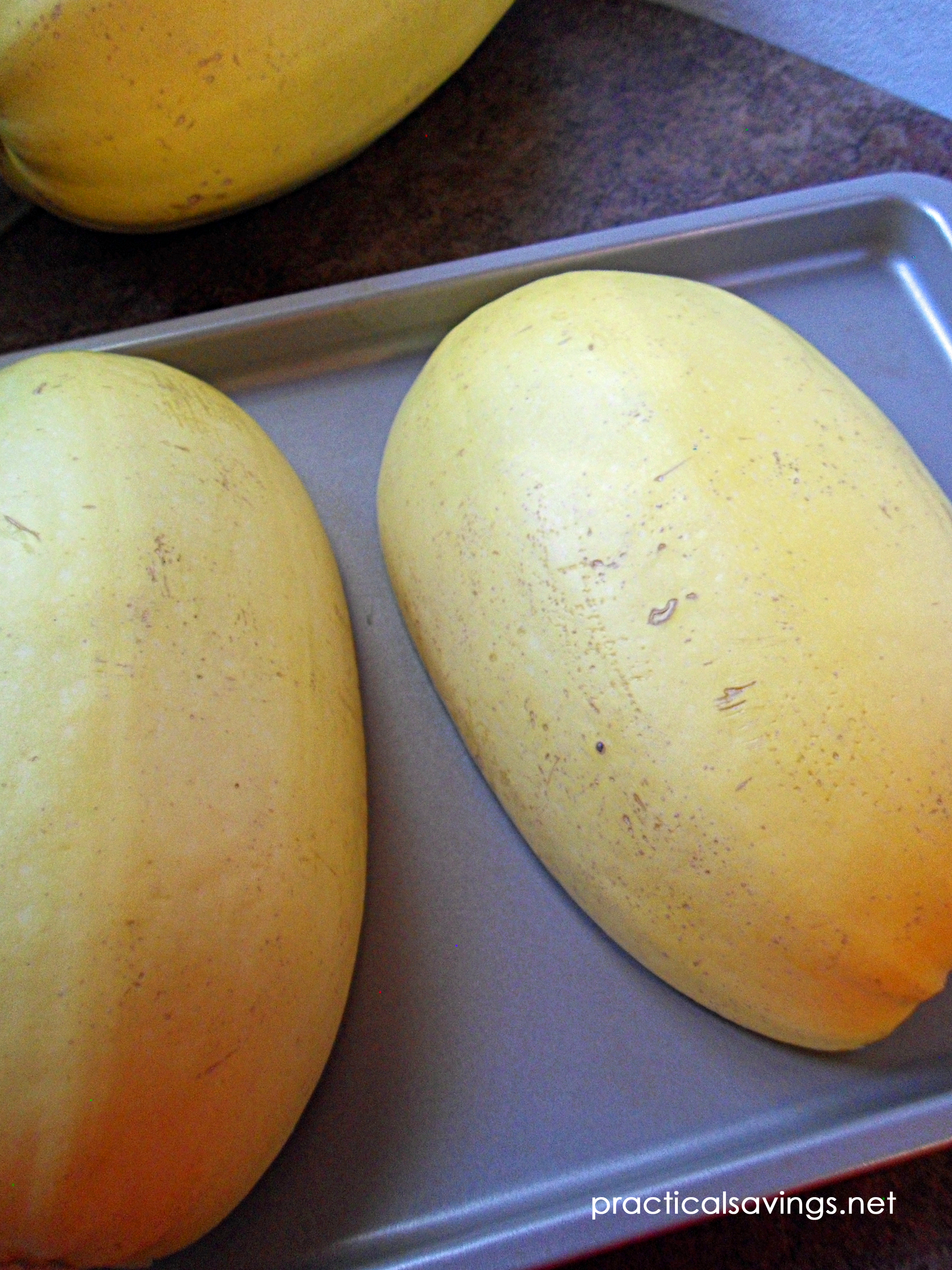 how to cook spaghetti squash video