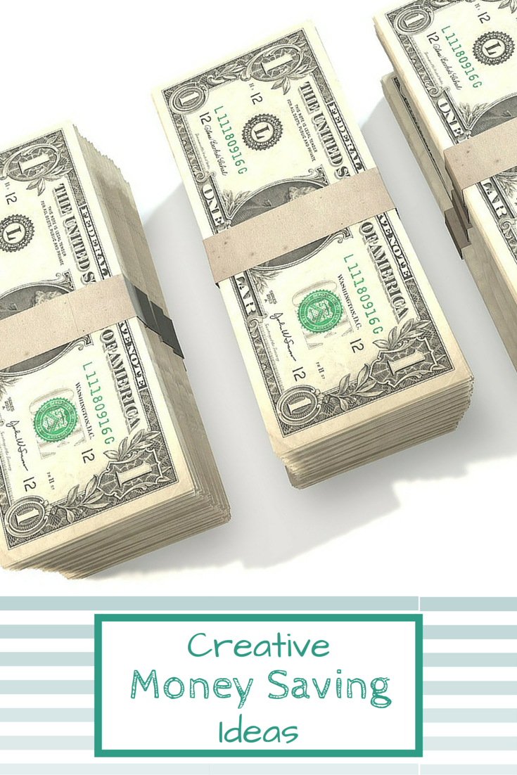 Creative Money Saving Ideas for Around the House