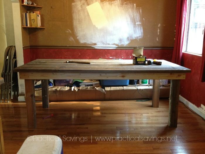 Farmhouse Table 2
