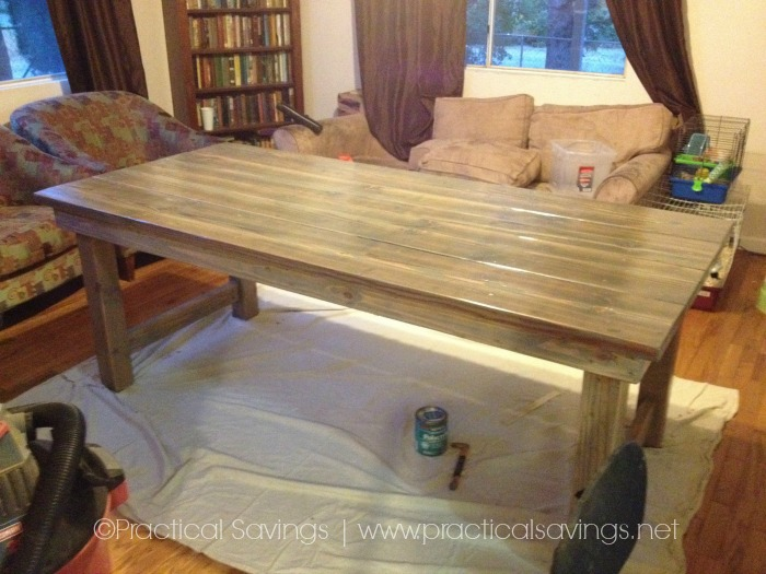 Farmhouse Table 6