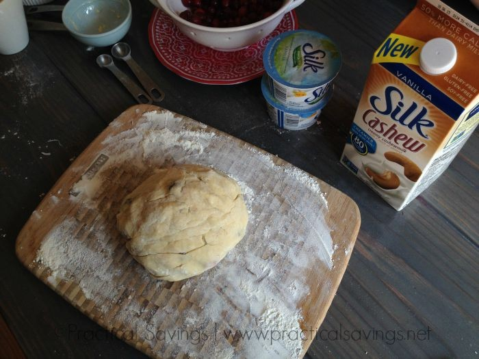Enjoy these delicious Coconut Cranberry Scones for breakfast.