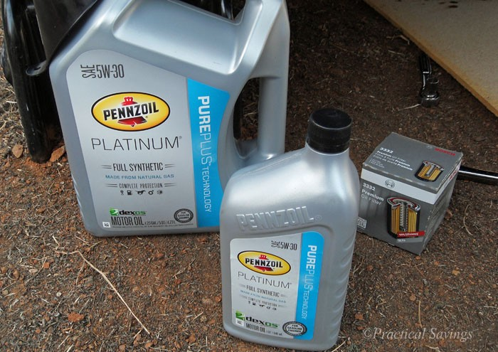 DiY-Oil-Change-with-Pennzoil Image 2