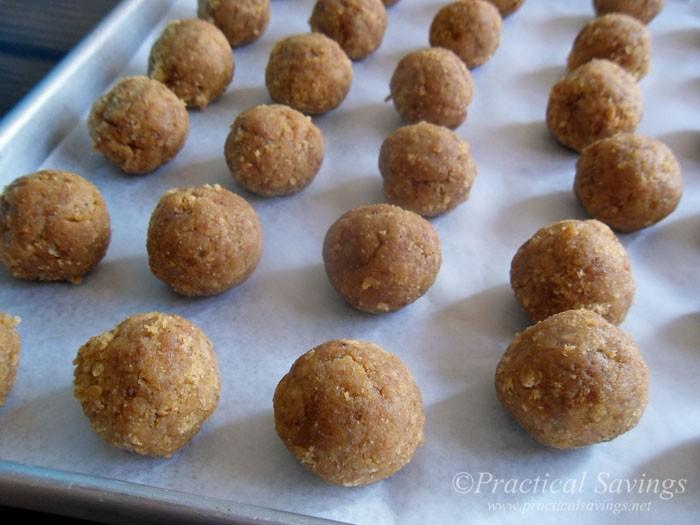 Pumpkin Spice Cake Balls 5