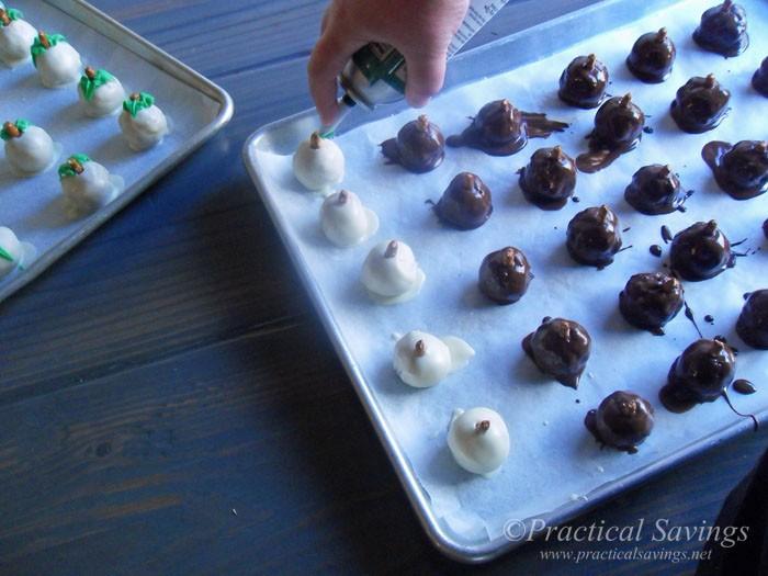 Pumpkin Spice Cake Balls 9