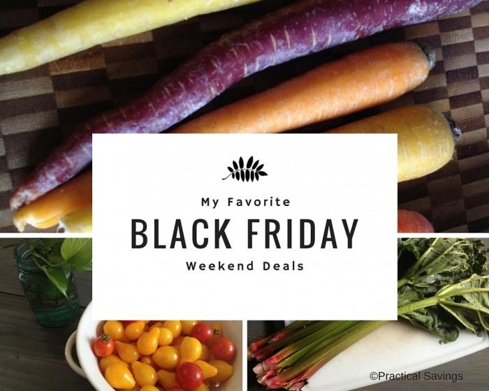 My Favorite Black Friday Weekend Deals