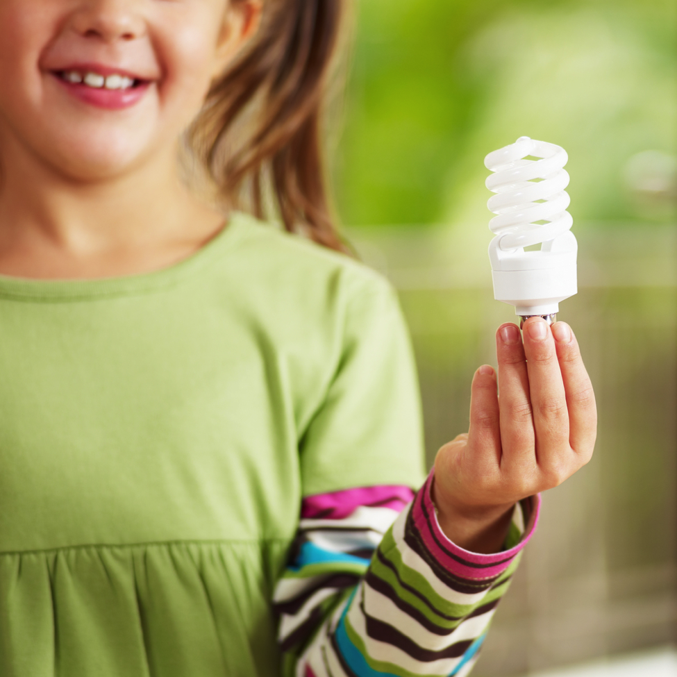 Ten Ways to Teach Your Kids How To Save Energy